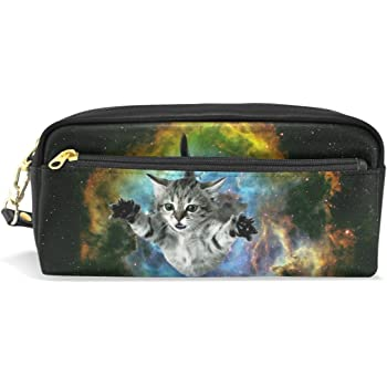 cdd85a01a1f9 Wamika Night Sky and Galaxy Star Student Pen Pencil Case, Office ...