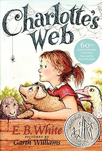 charlotte's web (trophy newbery) Charlotte's Web (Trophy Newbery) 61nYp5rfV9L