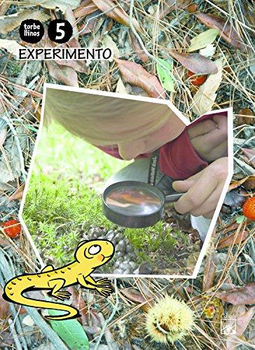 Libro Experimento 5 años. Torbellinos - 9788421841808
