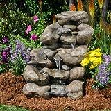 Die besten Bond-Brunnen - Bond Verarbeitung y96596River Rock Brunnen Bewertungen