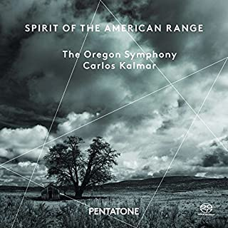 Spirit Of The American Range - Copland: Symphony No. 3; Piston: The Incredible Flutist; Antheil: A Jazz Symphony (Hybrid SACD)