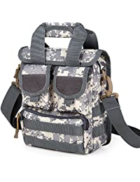 Tactical Small Sling Bag Baby Diaper Bag Military Shoulder Handbag Sturdy MOLLE Bag With Difference Usages, Multiple...
