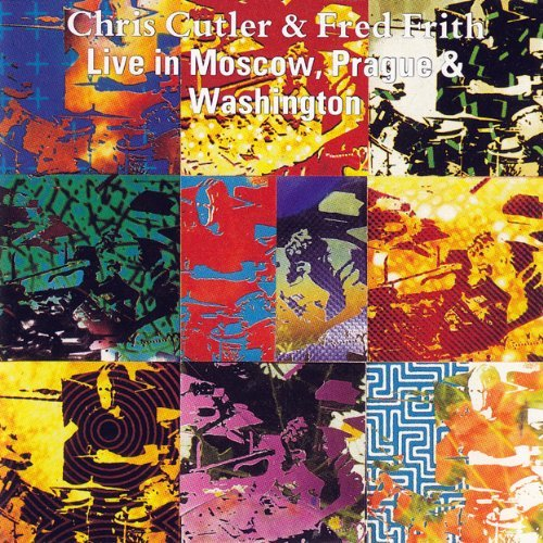 Live in Moscow, Prague & Washington by Cutler