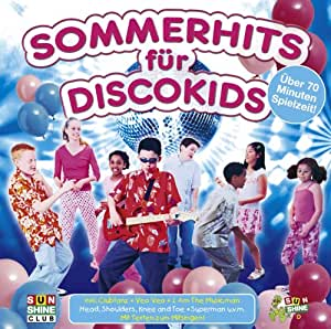 Sommerhits Fr Discokids Vol.1