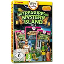 The Treasures of Mystery Island, Vol. 1-3