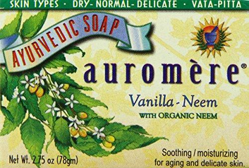 auromere-bar-soap-ayurvedic-vanilla-neem-vanilla-neem-80ml