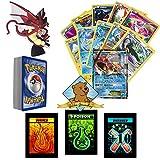 30 Pokemon Card Pack Lot With Gyarados E...