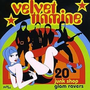 20 Junk Shop Glam Ravers
