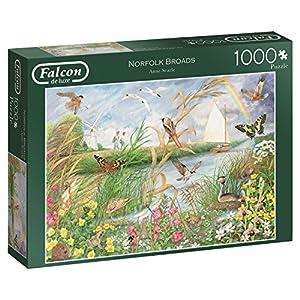 Jumbo- Norfolk Broads Puzzle de 1000 Piezas (11208.0)