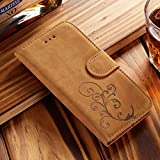 Best GENERIC 5c Phone Cases - For iPhone 5c Case,Concise Luxury Retro Suede Leather Review