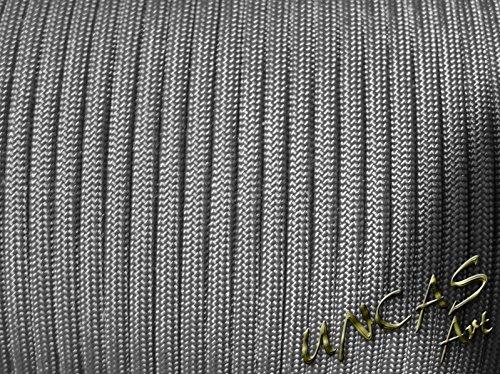 Original bracelet en paracorde 550 tYPE 3–30 m corde couleur : gris