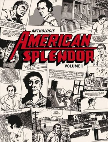 Vignette du document Anthologie American splendor. 1