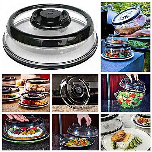 Finebo Food Sealer Frische Abdeckung – Vacuum Food Sealer Mintiml Cover Küche Sofortiger Vakuum -Vakuumnahrungsmittelverschließmaschine Vakuumfrische Abdeckung