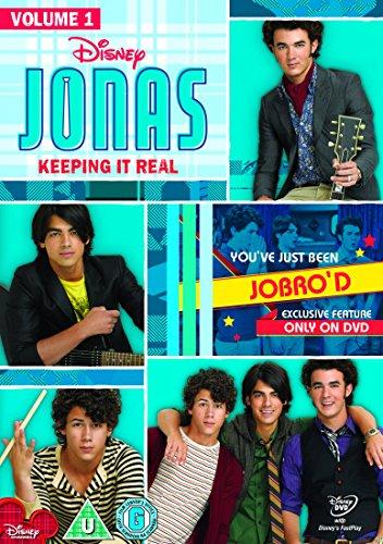 Jonas - Series 1, Vol. 1 - Keeping It Real