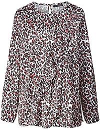 4bae57d58b5486 Suchergebnis auf Amazon.de für: bluse mit animal print: Bekleidung