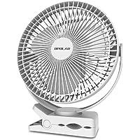 OPOLAR 10000mAh Ventilateur Rechargeable, Ventilateur Portable à Piles, Ventilateur USB à Flux d'air Fort et Silencieux…