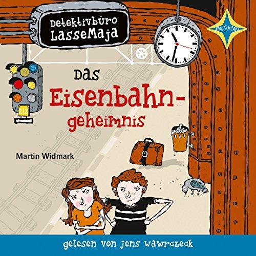 Detektivbüro LasseMaja. Das Eisenbahngeheimnis: Sprecher: Jens Wawrczeck. 1 CD. Laufzeit ca. 45 Min.: Alle Infos bei Amazon