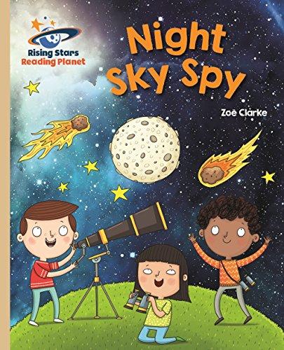 Night sky spy