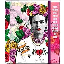 SAFTA 561646064 Frida Kahlo/ /Notizbuch Block A4/Micro mit 120/Blatt
