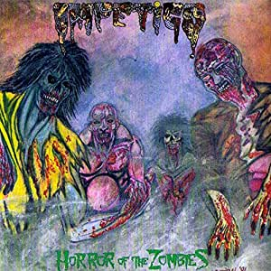 Horror of the Zombies [VINYL]