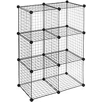 AmazonBasics Cube Wire Storage Shelves