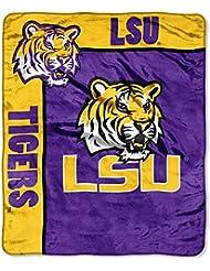 Nord-ouest Nw-1col070300046ret Louisiana State Phils de tigres en peluche Couverture
