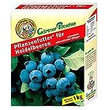 Pflanzenfutter für Heidelbeeren, 1 kg