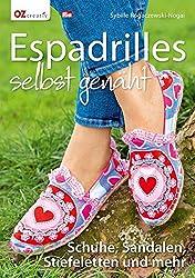 Espadrilles selbst genäht: Schuhe, Sandalen, Stiefeletten und mehr