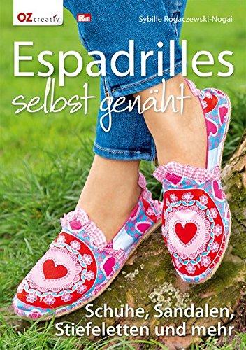 Espadrilles-selbst-genht-Schuhe-Sandalen-Stiefeletten-und-mehr