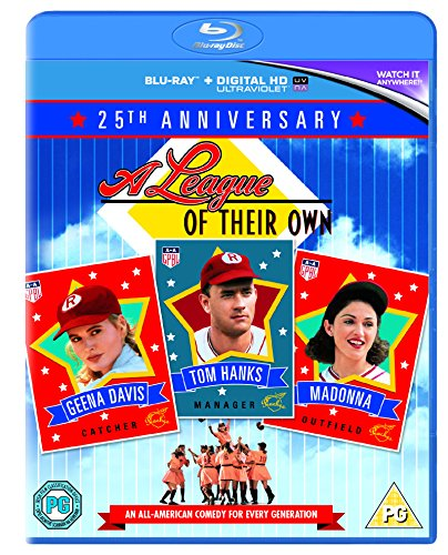 A League of Their Own [Blu-ray] [UK Import]