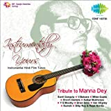 Instrumentally Yours - Tribute to Manna ...