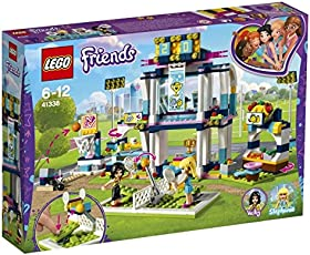 Lego  Friends Stephanie's Sports Arena Building Blocks for Girls 6 to 12 Years (460 pcs) 41338