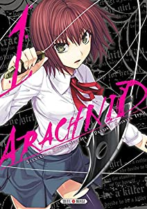 Arachnid Edition simple Tome 1
