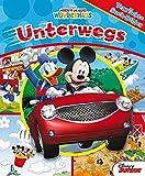 Micky Micky Maus Wunderhaus, Unterwegs - Verrückte Such-Bilder, groß - Disney-Pappbilderbuch