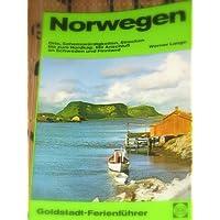 Norwegen. Goldstadt- Reiseführer. (8446 350)