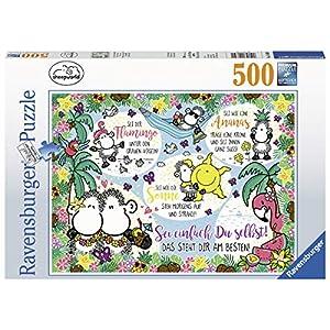 Ravensburger Puzzle para adultos 14830Ravensburger 14830de Sé Fácil Du Incluso de adultos Puzzle , color/modelo surtido