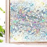 Selbsthaftende Milchglasfolie gefrostet Sichtschutz Window Film