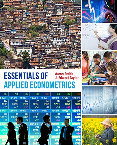 Essentials of Applied Econometrics -
