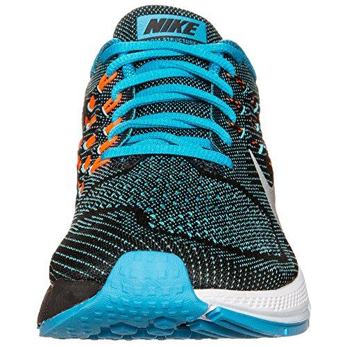 Nike Zoom Structure 18, Chaussures de course homme blue