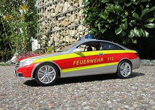 RC Auto kaufen Feuerwehr Bild 6: RC Feuerwehr Mercedes 2 er Set Antos 2,4 GHz 1:20 & Sprirtzfunktion 404960/7*