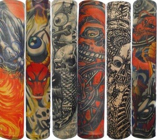 autek-style-de-lot-6-pcs-temporaire-faux-glissement-tatouage-manches-bras-kit-collection-tattoo-6pc-