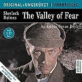 Sherlock Holmes: The Valley of Fear / Das Tal der Angst. MP3-CD. Die englische Originalfassung ungekürzt
