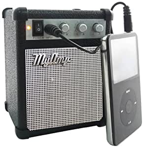 Paladone My Amp Retro MP3 and Computer Speaker with USB Lead