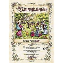 Bauernkalender 2018