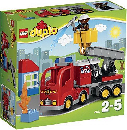 LEGO DUPLO 10592 Löschfahrzeug, 1 Stück
