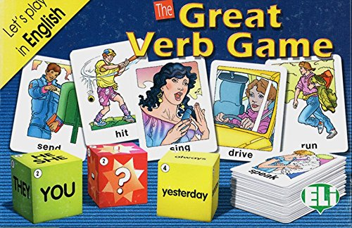 (The Great Verb Game: Spiel)