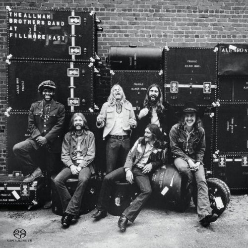 Live At Fillmore East [2 SACD Hybrid] by Allman Brothers Band