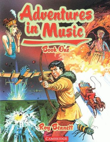 Adventures in Music Book 1