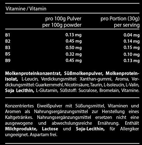 Maskulin Whey Protein Vanilla