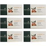 Biotique Bio Almond Revitalizing Body Soap (150gm)